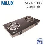 Milux MGH-2530GL Glass Hob
