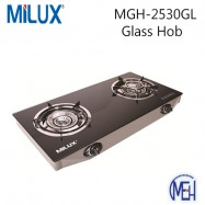 image of Milux MGH-2530GL Glass Hob