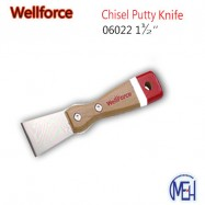 image of Wellforce Chisel Putty Knife  06022 (38mm)