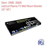 Denn Dwb - 3060s (Led / Lcd Plasma Tv Wall Mount Bracket (30''-60'')