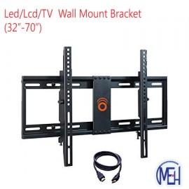 "image of Led/Lcd/TV  Wall Mount Bracket (32''-70"")"