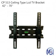 image of CP 513 Ceiling Type Lcd TV Bracket  42'' - 70''