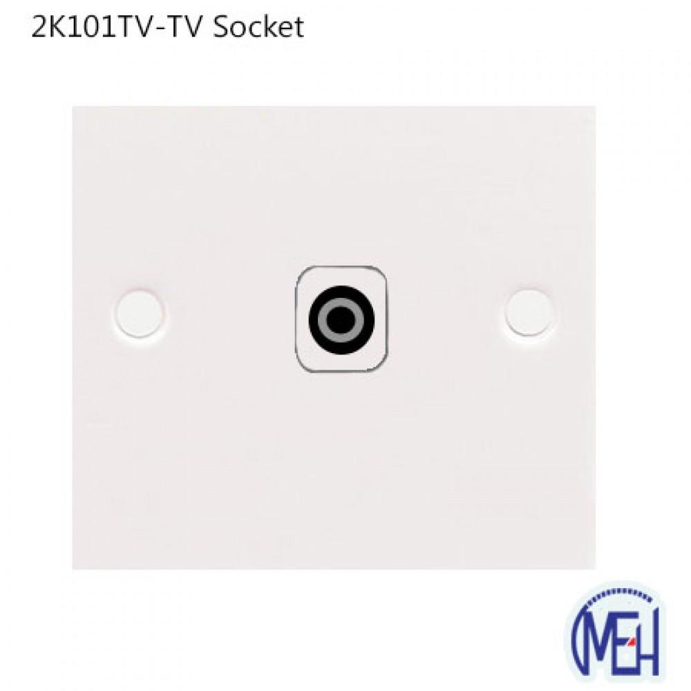 2K101TV-TV Socket