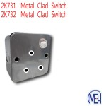 2K751  Metal Clad Switch