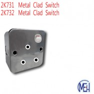 image of 2K751  Metal Clad Switch