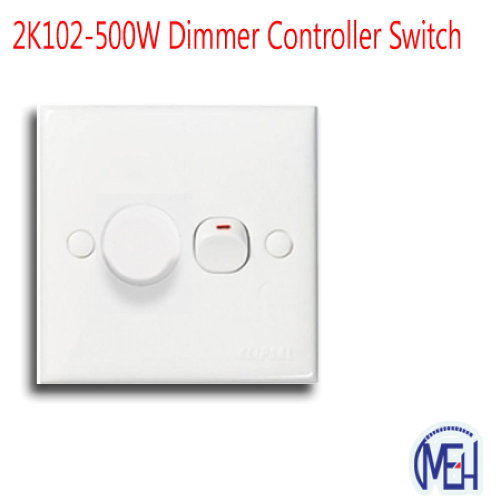 2K102-500W Dimmer Controller Switch