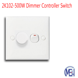 image of 2K102-500W Dimmer Controller Switch
