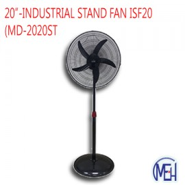 image of 20''-INDUSTRIAL STAND FAN ISF20 (MD-2020ST)