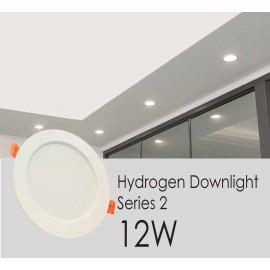 image of FFL LED Hydrogen Downlight Series 2 (12W - DAYLIGHT 6500K)