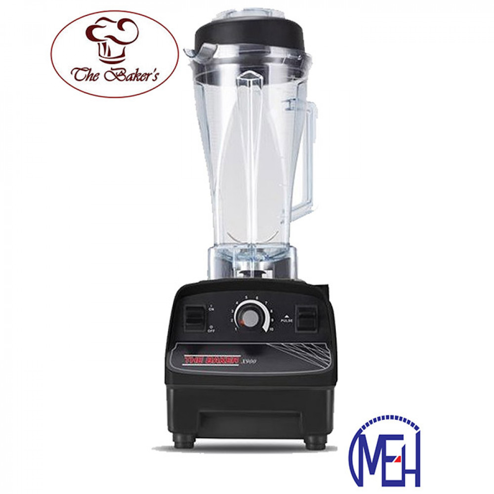 THE BAKER Commercial Heavy Duty Blender 2 Liter X900