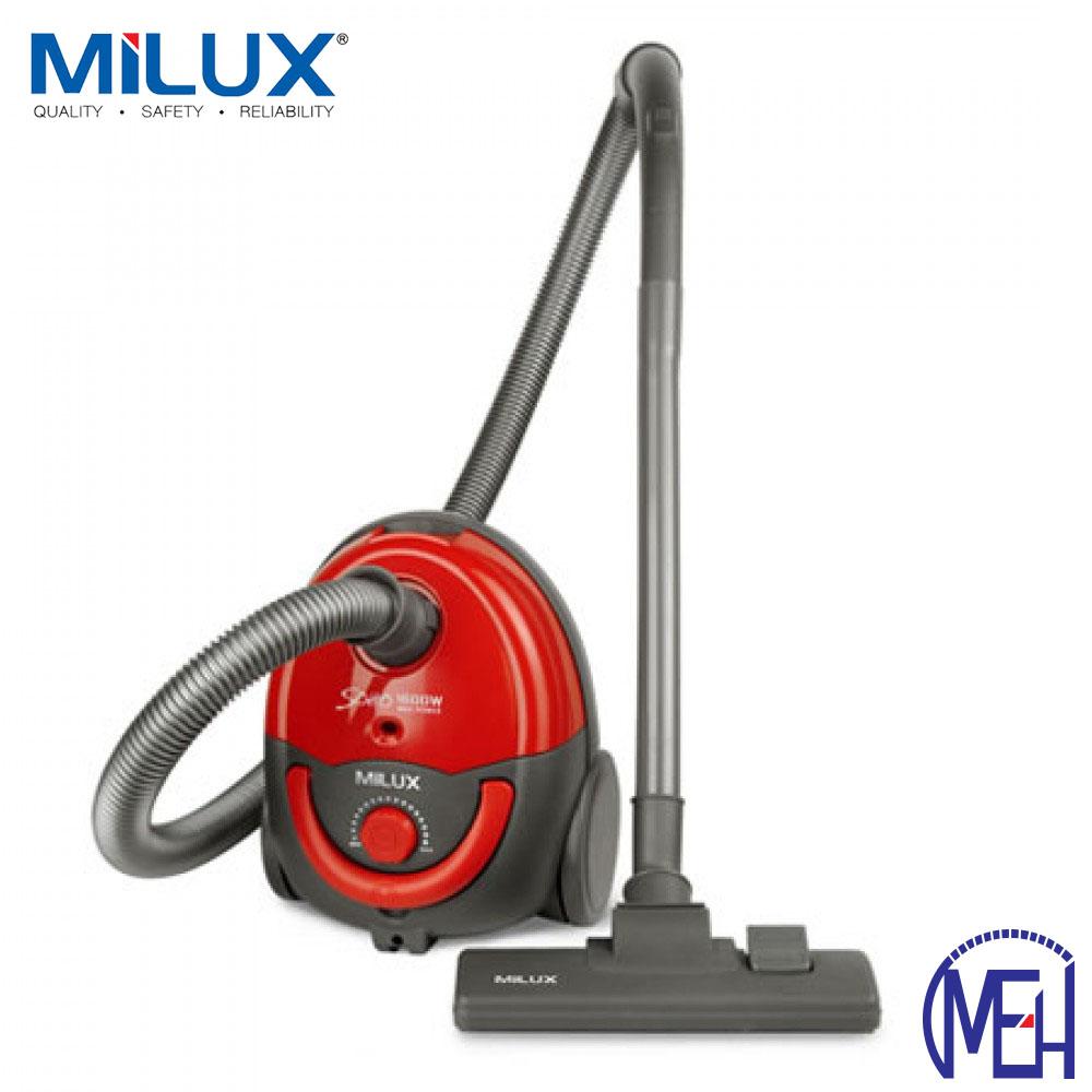 Milux soho Vacuum Cleaner MVC - 8200