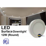 Otali LED Surface Downlight 12W (Round)