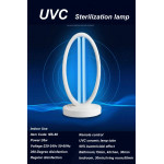 <Local Ready Stock> UVC Sterilization Lamp (White Color only)