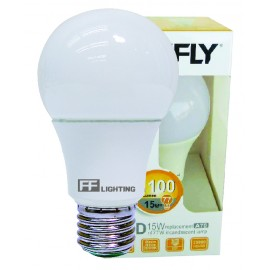 image of Firefly LED Energy Saving Bulb 7W E27 Warm White (3pcs)