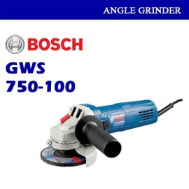 image of Bosch 4inch Angle Grinder GWS750-100