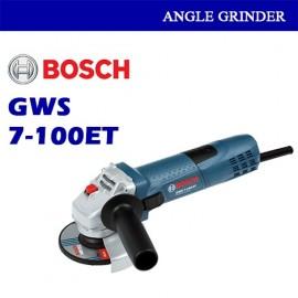 image of Bosch 4inch Angle Grinder GWS7-100 ET