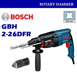 image of Bosch Rotary Hammer GBH2-26 DFR