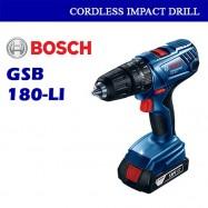 image of Bosch Cordless Impact Drill GSB180-LI