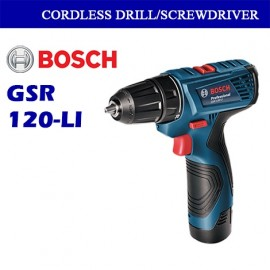 image of Bosch Cordless Drill/Driver GSR120-LI
