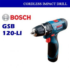 image of Bosch Cordless Impact Drill GSB120-LI