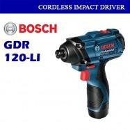 image of Bosch Cordless Impact Driver GDR120-LI