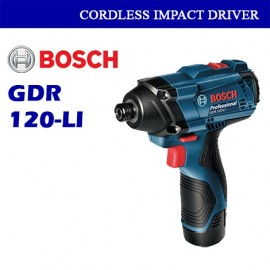 image of Bosch Cordless Impact Driver GDR120-LI