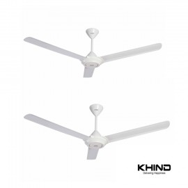 image of Khind Ceiling Fan CF611 x 2 units