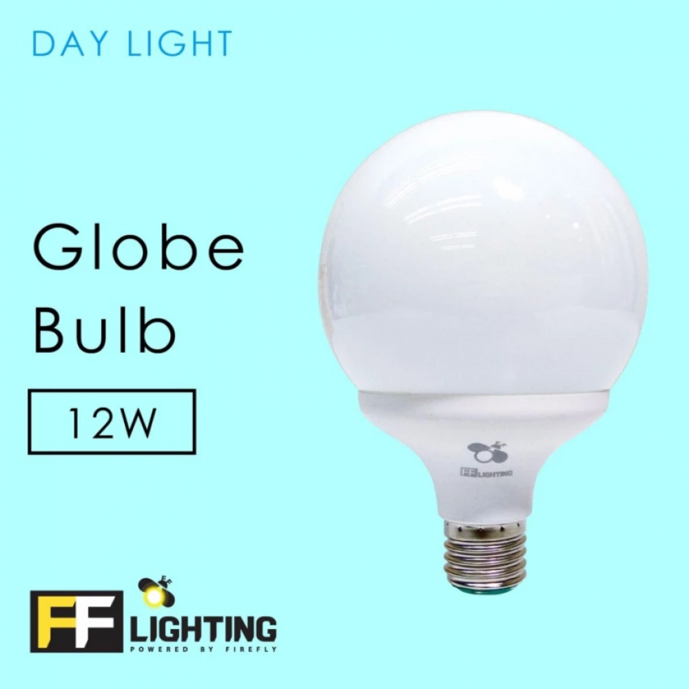 FF Lighting LED Globe Bulb 12W E27 Warm White/Day Light
