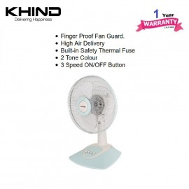 "image of Khind 12"" Table Fan TF1230"