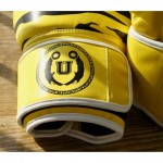 Unbeatable Boxing Glove SEAL Series Yellow Stripe