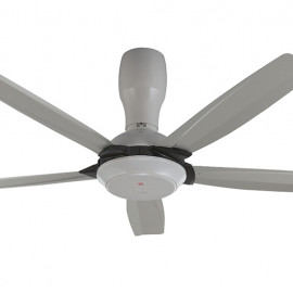 "image of KDK Remote Control Type Ceiling Fan (140cm/56"") K14Y5-GY"