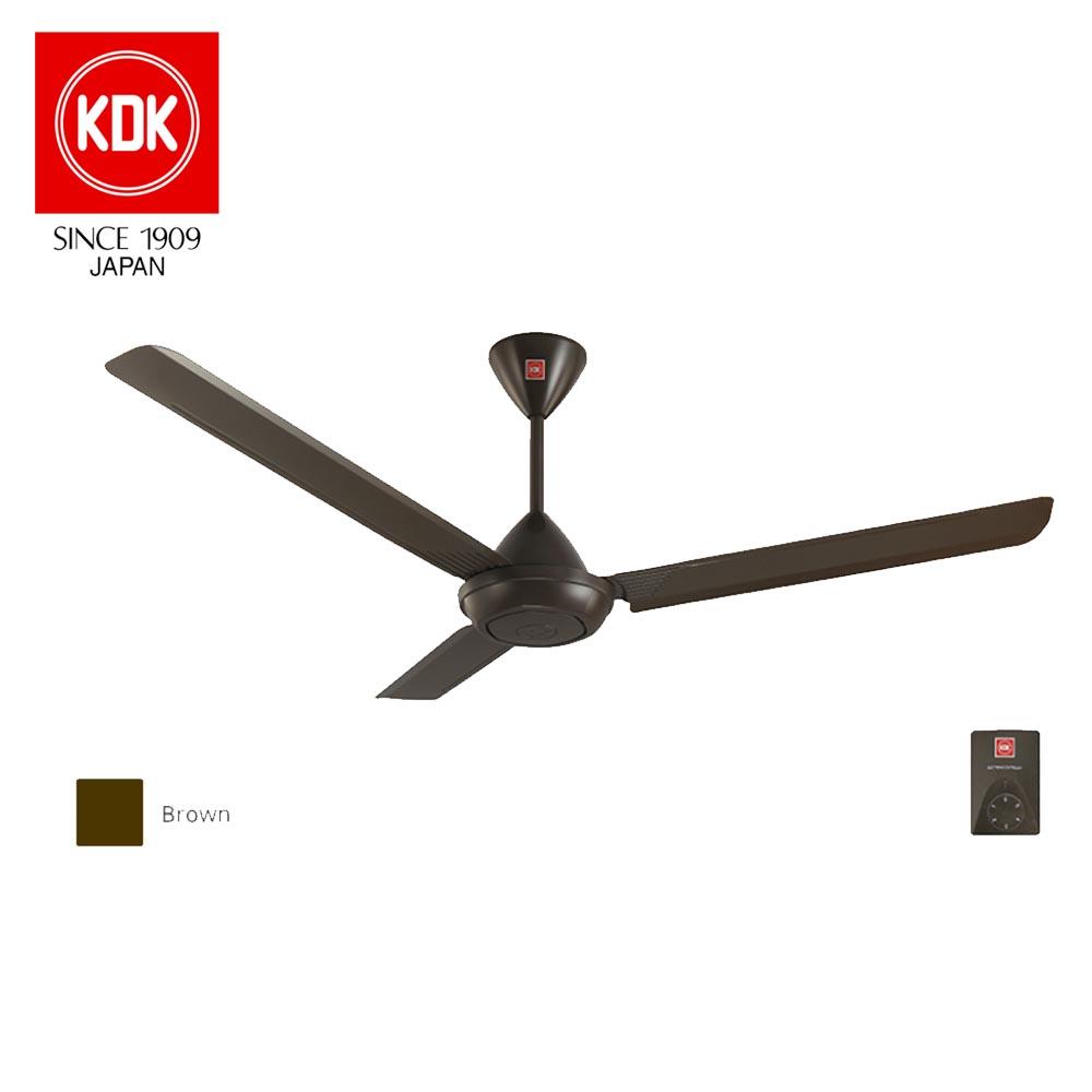 KDK Regulator Type Fan (150cm/60″) K15VO-PBR