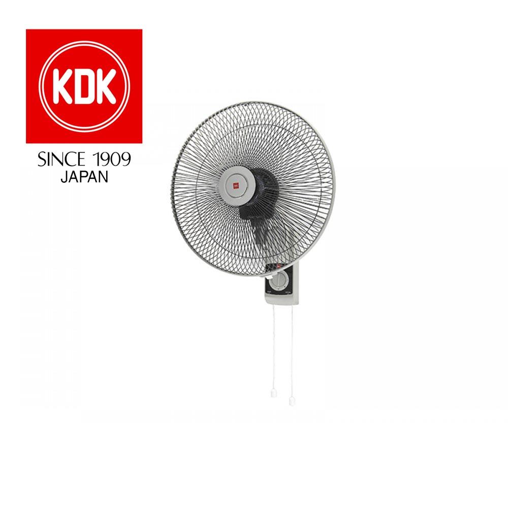 KDK Wall Fans (40cm/16″) KU408 YG