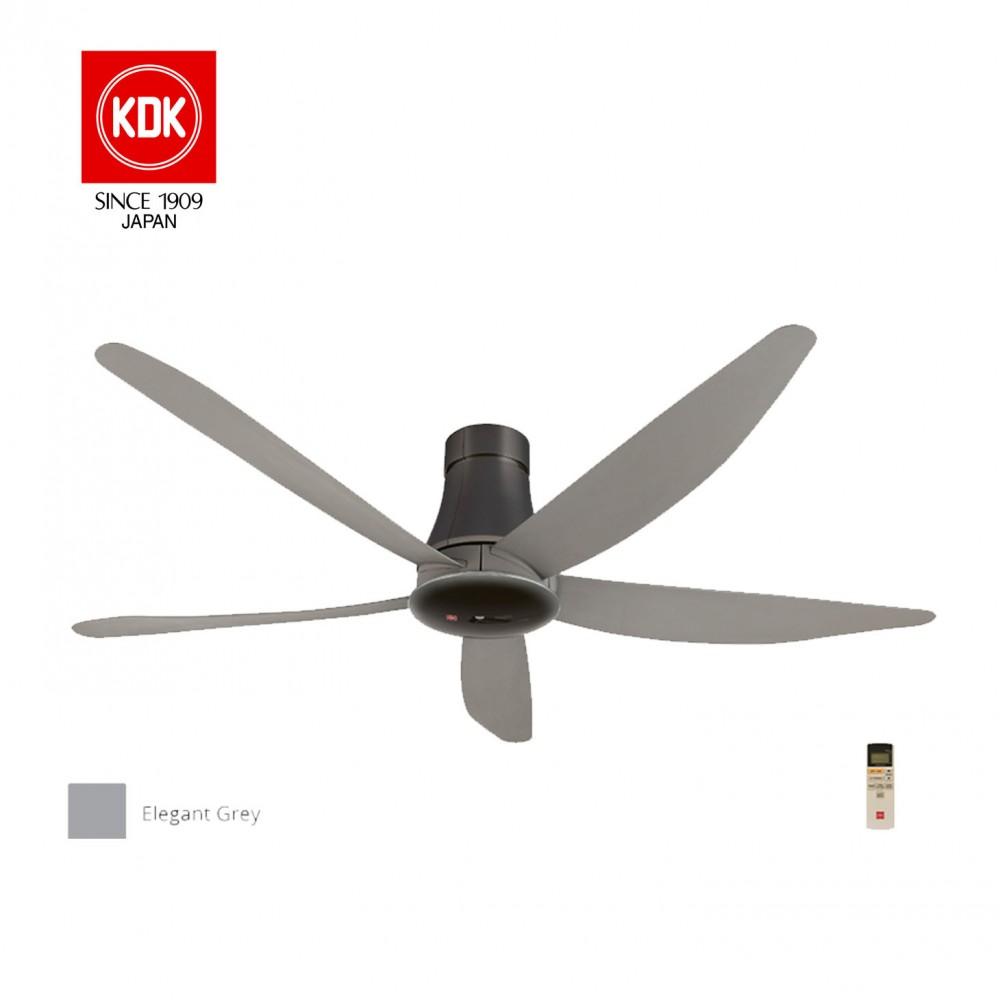 KDK Sensa 5 Ceiling Fan (150cm/60″) K15Z5-QEY