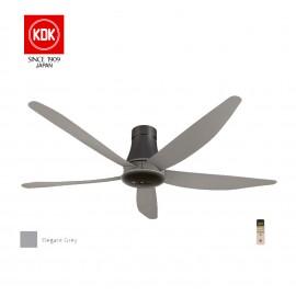 image of KDK Sensa 5 Ceiling Fan (150cm/60″) K15Z5-QEY