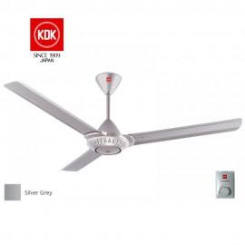 image of KDK Regulator Type Ceiling Fan (150cm/60″) K15W0-SL