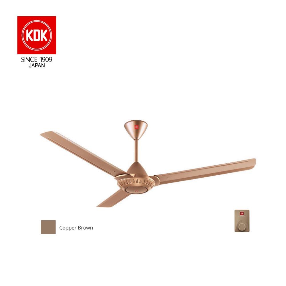 KDK Regulator Type Fan (150cm/60″) K15W0