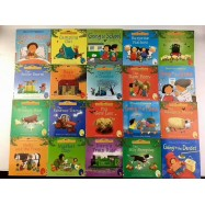 image of Usborne Farmyard Tales & First Experience (20 Books)