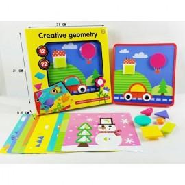 image of Creative Geometry Set