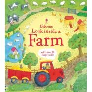 image of Usborne Look Inside Farm
