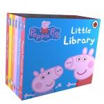 Peppa Pig Fairy Tale & Little Library (12pcs Pocket Size Board Book)