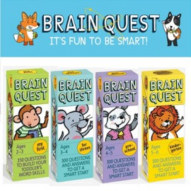 image of Brain Quest 2 - 6 years old