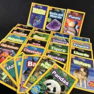 image of National Geographic Kids Level 2 (25 book set)