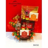 image of CNY HAMPER GIFT BOX 新年新春手提礼盒