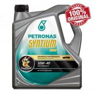 image of Petronas Syntium 800 10W-40 Semi Synthetic SN/CF Engine Oil 4L