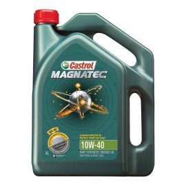 image of Castrol Magnatec 10W-40 SN/CF Semi Synthetic Engine Oil 4L