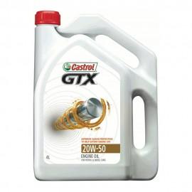image of Castrol GTX 20W50 SM/CF 4L