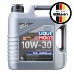 New Liqui Moly MoS2 Leichtlauf 10W30 Semi Synthetic Engine Oil 4L