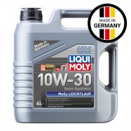 image of New Liqui Moly MoS2 Leichtlauf 10W30 Semi Synthetic Engine Oil 4L