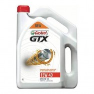 image of Castrol GTX 15W40 SN/CF Engine Oil 4L